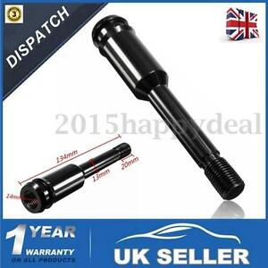 Black-Straight-Gear-Stick-Shifter-Lever-Knob-Extension-For-VW-Volkswagen-T4-UK