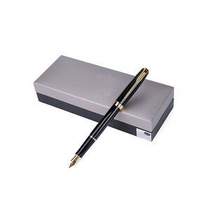 Collectable-Vintage-Fountain-Pen-Medium-Nib-0-5mm-tudent-Business-Home-Officer