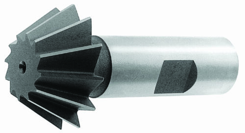 Shank Type 1 x 1//2 x 45º HSS Single Angle Chamfering Cutter