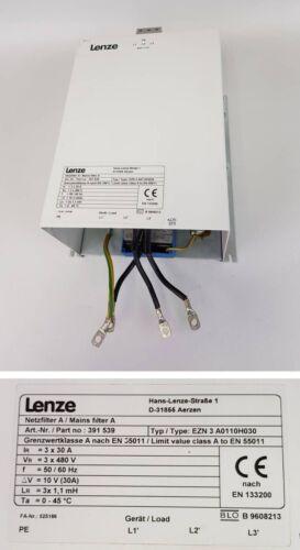 PP4770 Lenze Netzfilter EZN 3 A0110H030 EZN3A0110H030 3x30A