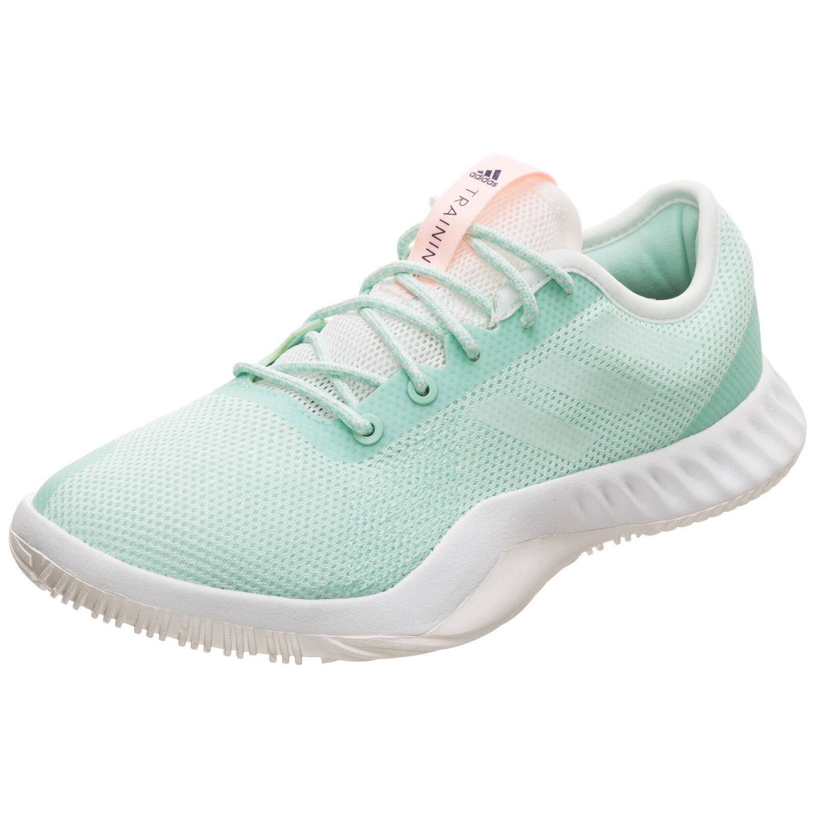 Adidas Performance CrazyTrain LT Trainingsschuh Damen Damen Damen Grün NEU 6cee9d