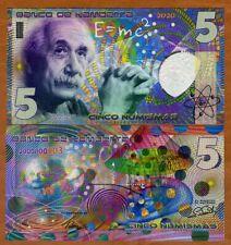 UNC /> Gustav Mahler /> Redesigned 5 Numismas 2018 Kamberra Kingdom