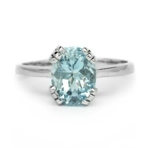 8x6mm-Natural-Light-Greenish-Blue-Aquamarine-Ring-in-925-Sterling-Silver