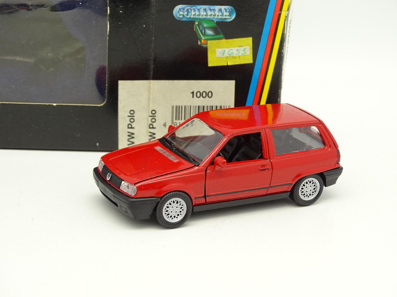 Schabak 1 43 - VW Polo II Phase 2 Rosso