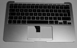 Apple-Macbook-Air-11-034-A1465-069-9392-18-Topcase-Palmrest-Keyboard-Grade-B