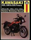 Kawasaki 400, 500 and 550 Fours 1979-88 Owner's Workshop Manual von Jeremy Churchill (1990, Taschenbuch)