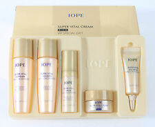 IOPE Super Vital Cream VIP Special Gift Trial Kit (5 items) Amore pacific Korea