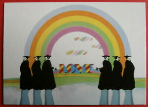 THE BEATLES - YELLOW SUBMARINE - Card #01 - Once Upon A Time