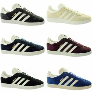 b48e7e2325ec Image is loading adidas-Gazelle-Mens-Trainers-Originals-UK-3-5-