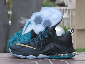 82c9e0ac065f4 Image is loading Nike-Lebron-XII-Low-Men-s-Basketball-Sneakers-