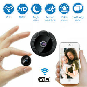 Mini-Hidden-Spy-Camera-Wireless-Wifi-IP-HD-1080P-DVR-Night-Vision-House-Security