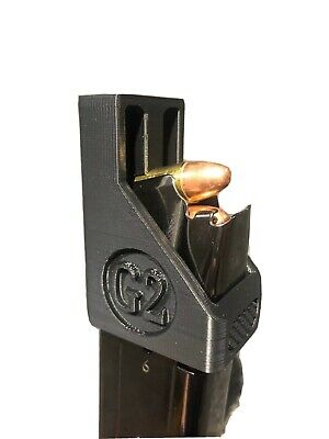 9 mm Speed Loader available in 8 different Colors! RangeTray 9mm Speedloader