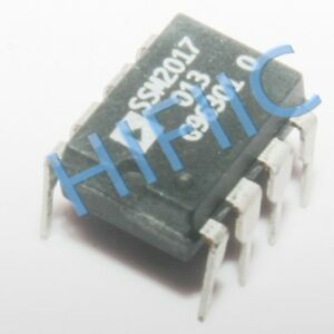 1PCS SSM2017P SSM2017 Self-Contained Audio Preamplifier DIP8