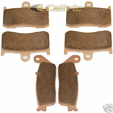 FRONT & REAR BRAKE PADS VICTORY Cory Ness Cross Country 2011 2012
