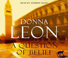A Question of Belief by Donna Leon (CD-Audio, 2010)