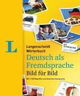 Langenscheidt Wörterbuch Deutsch als Fremdsprache Bild für Bild (2016, Taschenbuch)