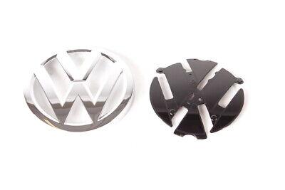 Genuine VW Rear Boot Badge Emblem STI Chrome Rouge S Rouge I 3AA853675A GQF