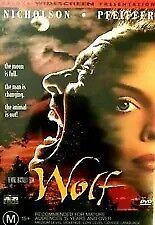 WOLF-DVD-Jack-Nicholson-Michelle-Pfeiffer-Region-4