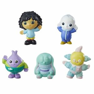 Moon-amp-Me-Playskool-Moon-and-Me-Friends-Pack-of-5-Figures-New-Free-Post