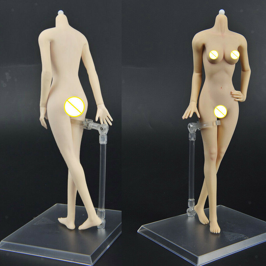 2 juegos 1/6 hembras sin fisuras cuerpo muñecas cuerpo accesorios set para 12