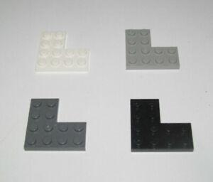 Lego-Plaque-d-039-Angle-4x4-Plate-Corner-Platten-Choose-Color-ref-2639