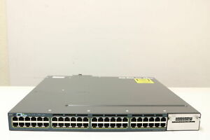 Cisco-WS-C3560X-48PF-L-48-Port-PoE-Gigabit-Switch1-YEA-1x-C3KX-PWR-1100WAC