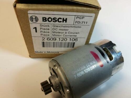 2609120081 Type N°Comparer Bosch 2609120106 Moteur à PSR 12 VE-2 Vieux N°