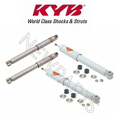 KYB GAS-A-JUST SHOCKS FRONT /& REAR 86-95 SUZUKI SAMURAI FULL SET OF 4