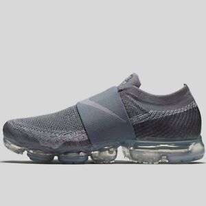 first rate 8670f 5dbc4 Details about Nike Air Vapormax Flyknit Moc Triple Grey Size 9. AH3397-006  Max 1 90 95 97