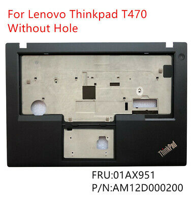 Compatible Replacement for New Lenovo ThinkPad T470 Palmrest Keyboard Bezel TouchPad Cable W//O FPR 01AX951