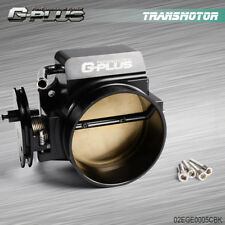 92mm Throttle Body Fit For Gm Gen Iii Ls1 Ls2 Ls6 Ls3 Ls Ls7 Sx Cnc Bolt Cable