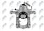 Neuf-Arriere-Droit-Frein-Etrier-pour-Opel-Astra-J-GTC-Cascada-Mokka-HZT-PL-057 miniature 1