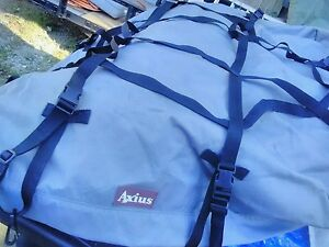 Image Is Loading Axius Car SUV Van Roof Top Cargo Pack