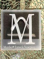 OAKLEY - MUMBO EARSOCK/NOSEPIECE KIT - White - NIB