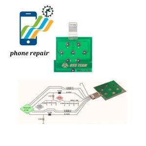 new style 759d9 7d5c4 Details about Professional Charging Dock Flex Test Repair Tools For iPhone  8 8plus 7 6 6s Plus