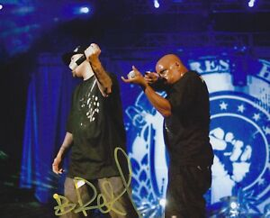 B-Real-Signed-8x10-Photo-Autograph-Cypress-Hill-Concert-Picture-w-Sen-Dog-Insane