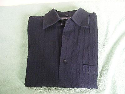 100% QualitäT Schwarzes Hemd Gr M = Kw 39/40 Sommerhemd Centerline Oberhemd Herrenhemd Schwarz