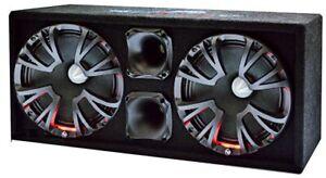 NEW-APCHULD102-Audiopipe-High-Performance-Sealed-Enclosure-10-034-600W-Max