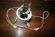 VINTAGE LAMPE RESSORT DESIGN INGO MAURER  1960 70