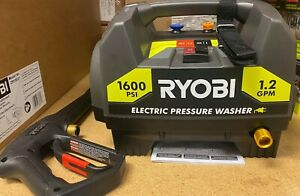 Electric-Pressure-Washer-1600-PSI-1-2-GPM-RYOBI-Cincinnati-Ohio-45205