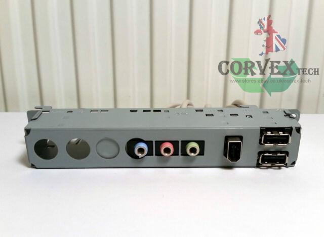 Genuine HP 5002-9882 Cpmpaq Presario Front I/O USB, IEEE 1394 & Audio Panel