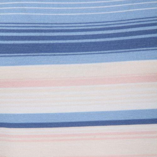 Ladies Famous Brand Stripe Pattern Short Sleeve T-Shirt-Next Day Despatch M/&S