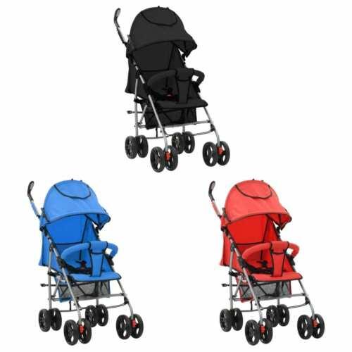 vidaXL Kinderwagen Buggy Sportwagen Sportbuggy Kinderbuggy mehrere Auswahl