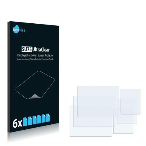 6x protector de pantalla para Samsung pl100 lámina protectora claro lámina protector de pantalla