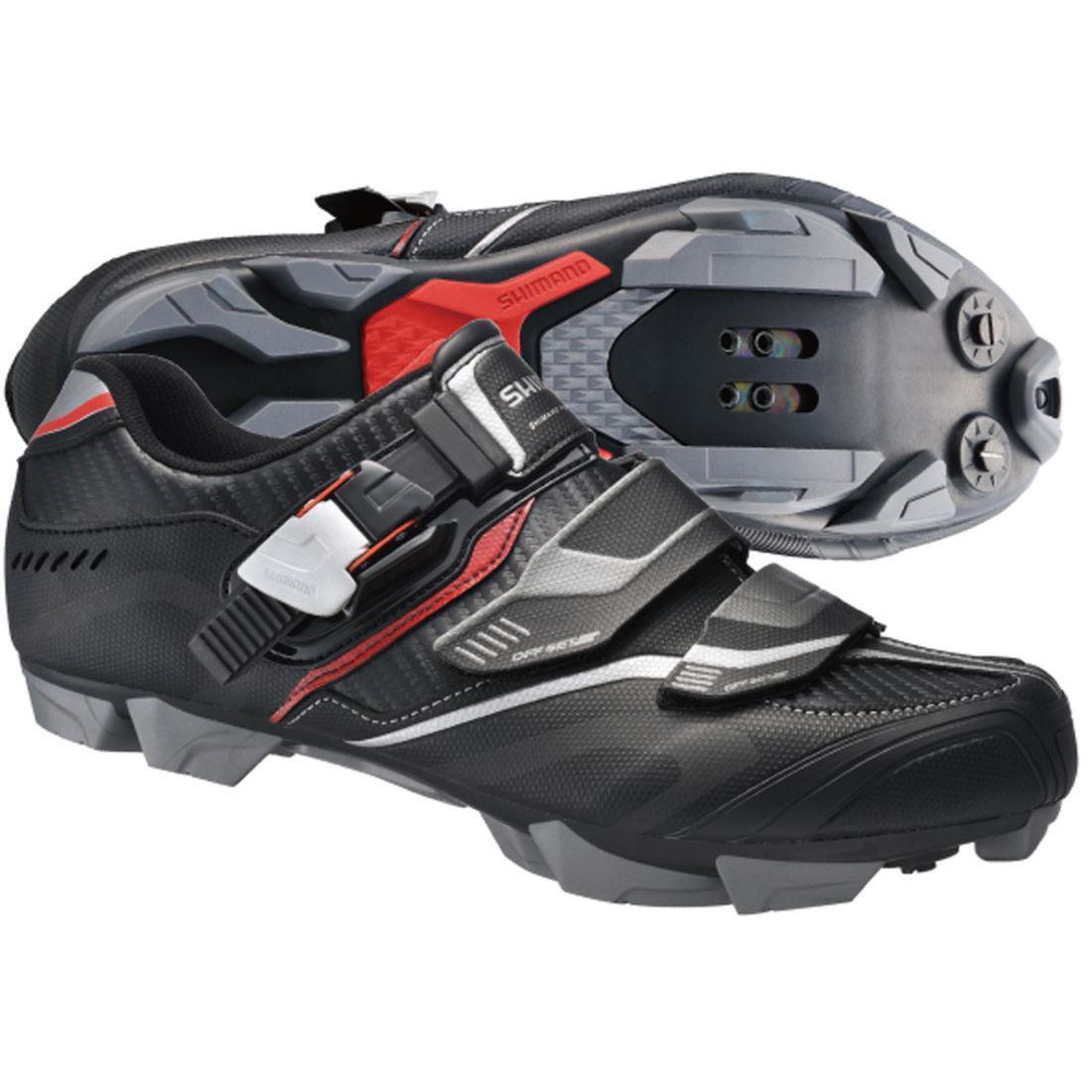 Shimano SH-XC50N Zapatos-Negro Rojo 5 UE 38 JS29 97 SALEx   Ahorre 35% - 70% de descuento