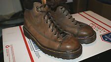 Vintage Dr Doc Martens Mens Boots 8081 Sz 7 US 6 UK 8 Womens US Made In England!