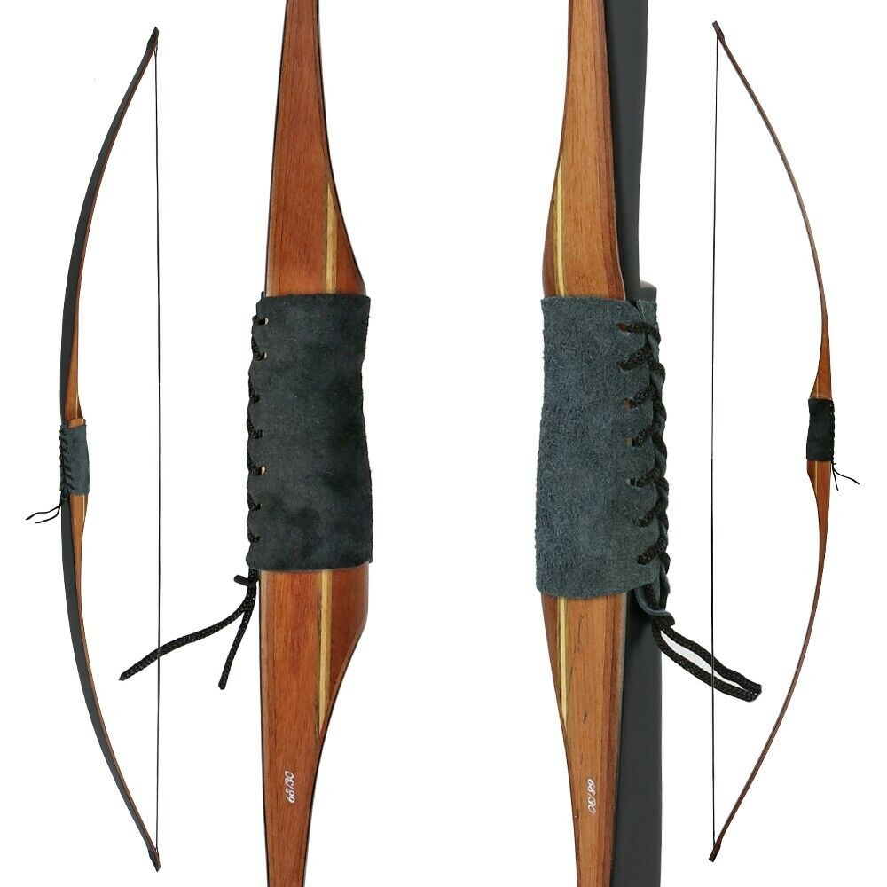 Langbogen Holzbogen Touchwood Lechuza 68 Zoll 30-55 lbs traditioneller Bogen