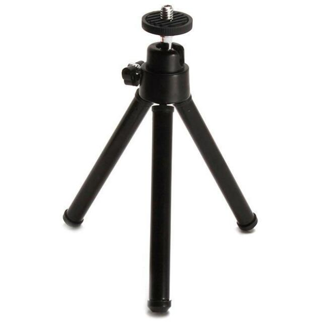 Outdoor Mini Flexible Tripod Stand Rack Holder for Digital Camera Mobile Phone