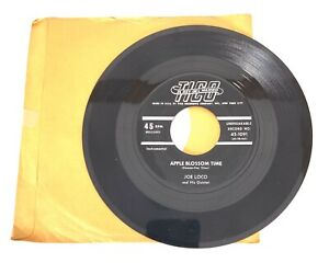Apple-Blossom-Time-Way-Down-Yonder-in-New-Orleans-JOE-LOCO-Orig-45-TICO
