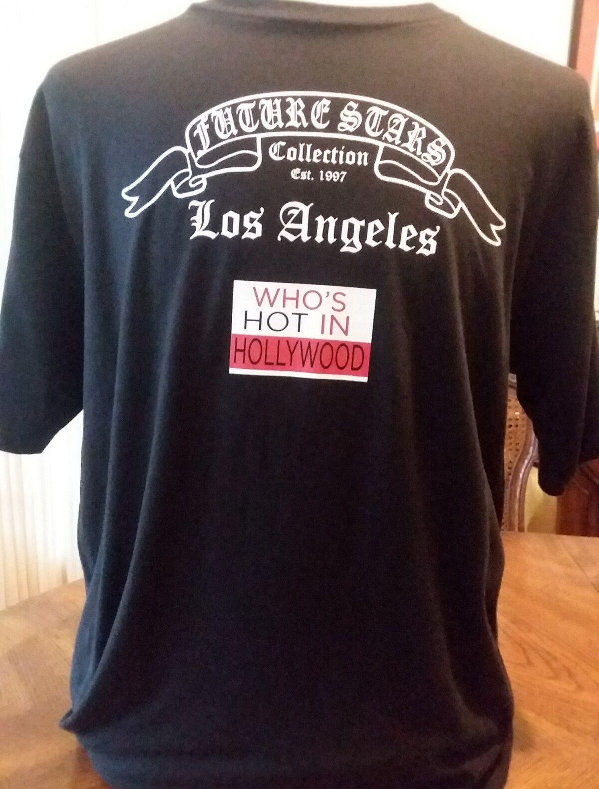 Future Stars LA Who's Hot in Hollywood T hemd Sam Sarpong MTV Yo Momma Wilmer